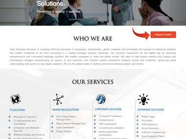 SONIC BUSINESS SOLUTIONS