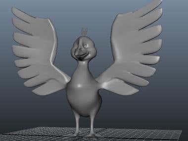 Goose Modeling