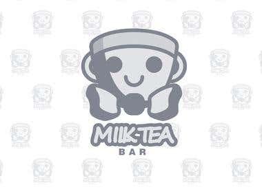 MILK TEA logo
