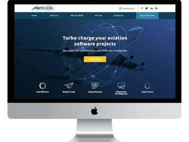 Aero - Web Design