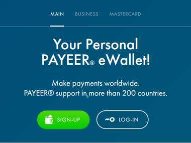 Wallet Payment System