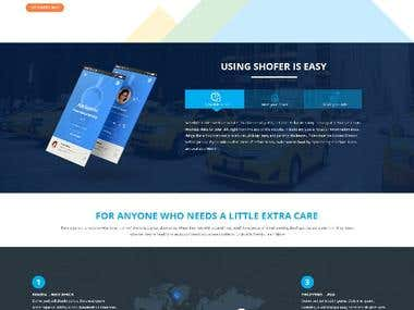 Shofar - Web & Mobile Applications