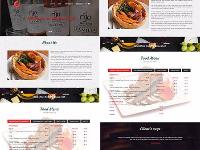 Coffee shop Website Developemnt