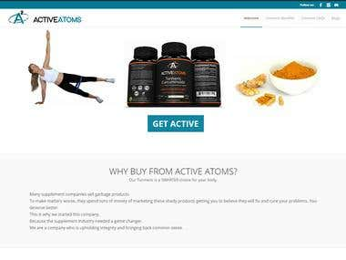 Active Atoms website.