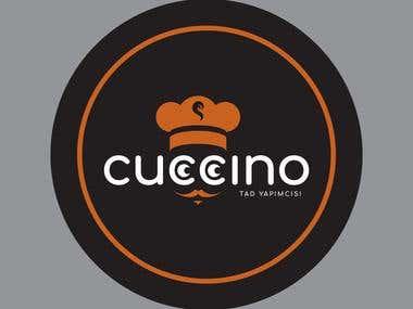 Logotipo Cuccino Restaurante