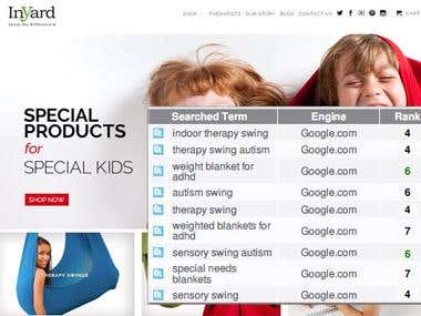 Top RESULTS FOR AUTISM PRODUCTS