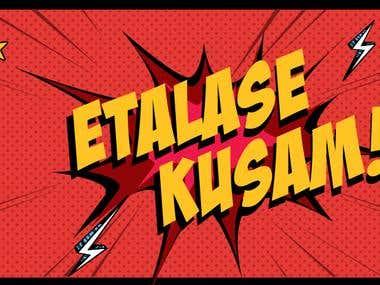 Etalase Kusam