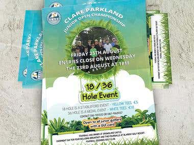 Clare Parkland Poster