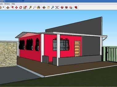 3D Modeling & CAD google-sketchup