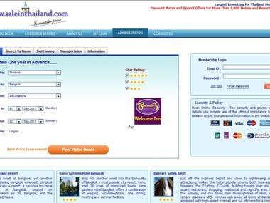 Online Hotel