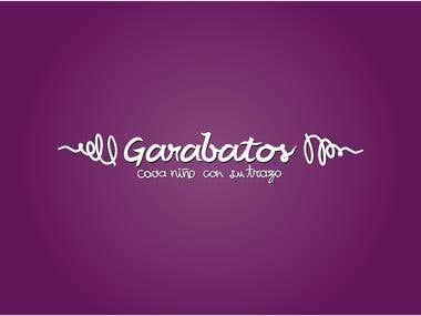 Logotipo Caligrafico a mano alzada.
