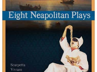 2017 - Cover of the book 'Eight Neapolitan plays'