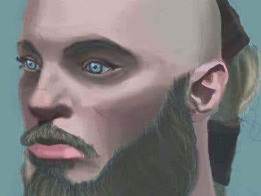 Concept Art-Ragnar Vikings