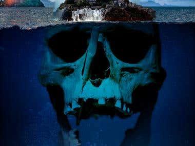 Skull Island - Photo Manipulation
