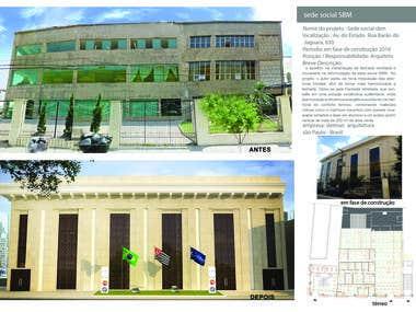 SBM social building