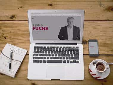Bernd Fuchs Personal Website