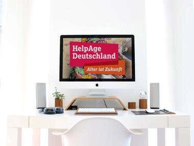 Helpage Germany Campaign