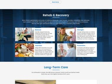 Rehab Care PSD
