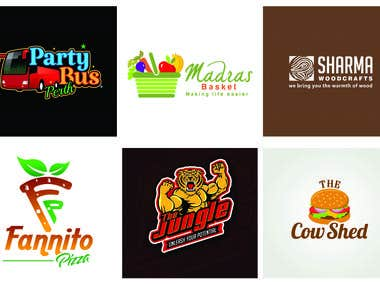 Illustrative Based Logo