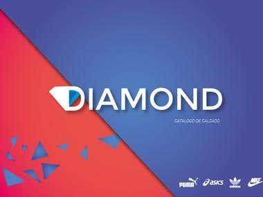 DIAMOND ( PORTADA DEL CATALOGO)