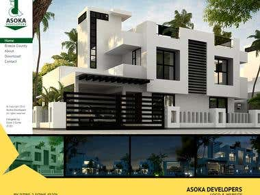 Asoka Developers Website