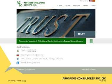 ACSC Website
