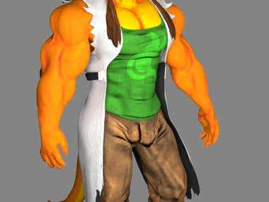 Ryuax the Dragon