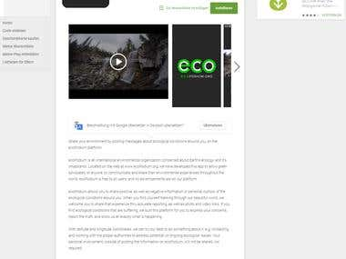 ecoPodium