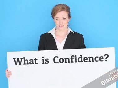 Confidence Presentation Video.