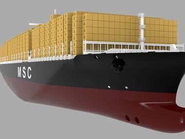 3d printing ship