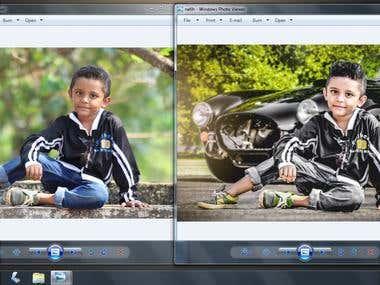 photo editng