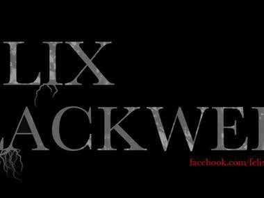 Felix Blackwell Website Design.