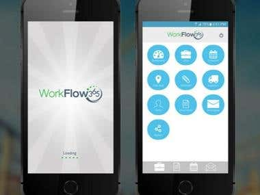 Workflow365 Mobile App