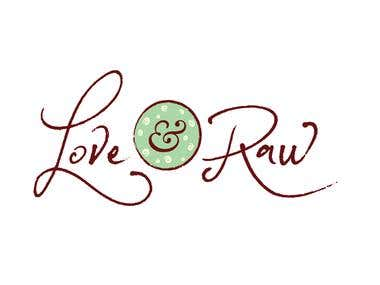 Love & Raw Branding