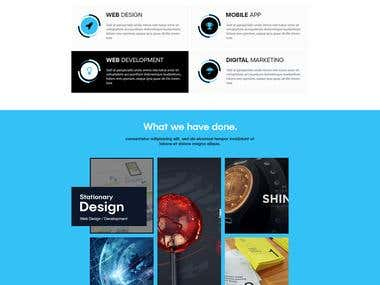 Zero 360 wordpress website design
