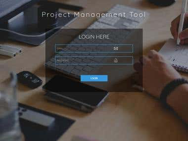 Project Management Tool