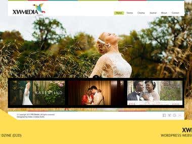 XW Media WordPress Website