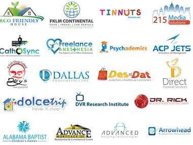 Our Few Logos