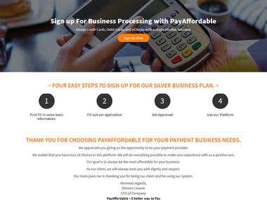 Payment Business
