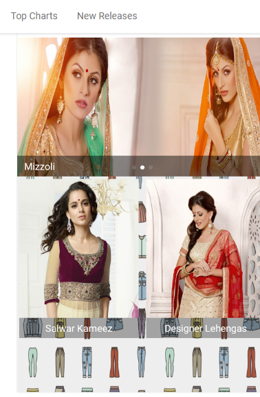 Mizzoli Fashion App