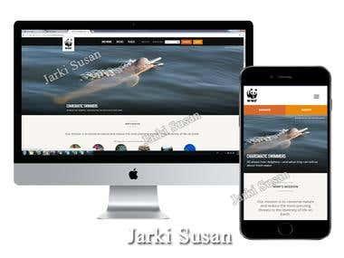 Responsive website - PuraTHRIVE