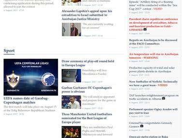 Report.Az news agency