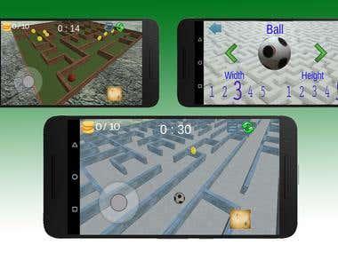 Labyrinth/Maze Games