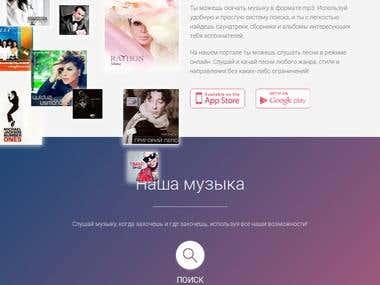 REST API for music streaming service (Lamuz)