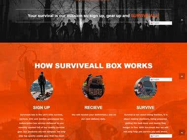 Survive All Box