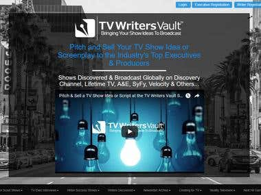 TV Writers Vault