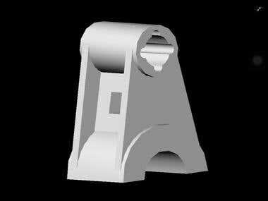 3D Piece Design
