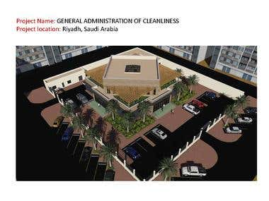 GENERAL ADMINISTRATION OF CLEANLINESS