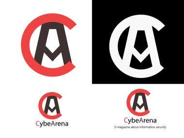 CybeArena Logo
