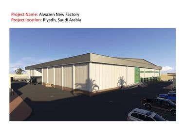 Alwazen New Factory